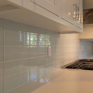 #18 - 52 Gould Manor - A New Generation Healthy Home -  Kitchen Back Splash
