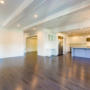 #19 - 52 Gould Manor - A New Generation Healthy Home -  Kitchen Hardwood Floors