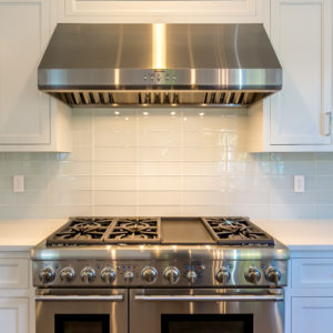 #22 - 52 Gould Manor - A New Generation Healthy Home -  Kitchen Gas Oven