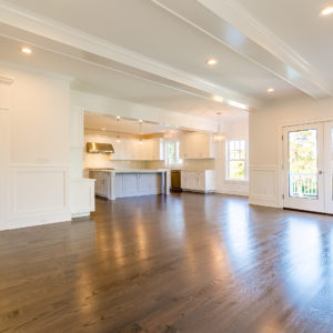 #20 -  52 Gould Manor - A New Generation Healthy Home -  Kitchen Hardwood Floors