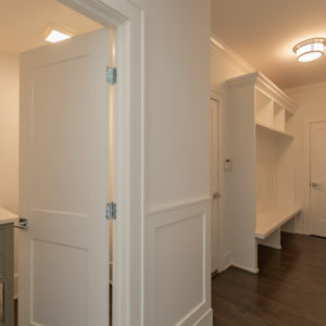 #30 - 52 Gould Manor - A New Generation Healthy Home -  Mudroom