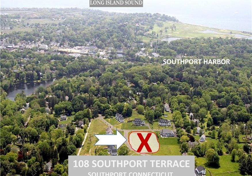 108 Southport Terrace Aerial